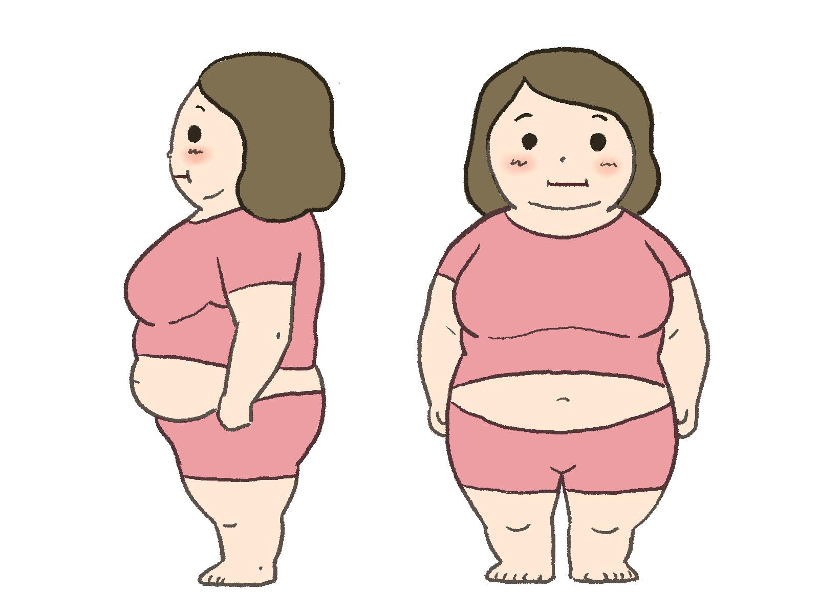 ダイエットを指導してもらいながらも減量に失敗した理由