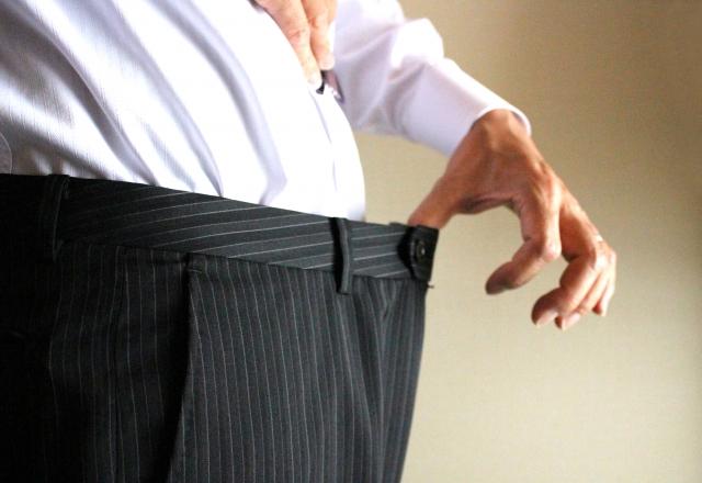4ヶ月で15kg痩せた手法は運動と昼食のファスティング