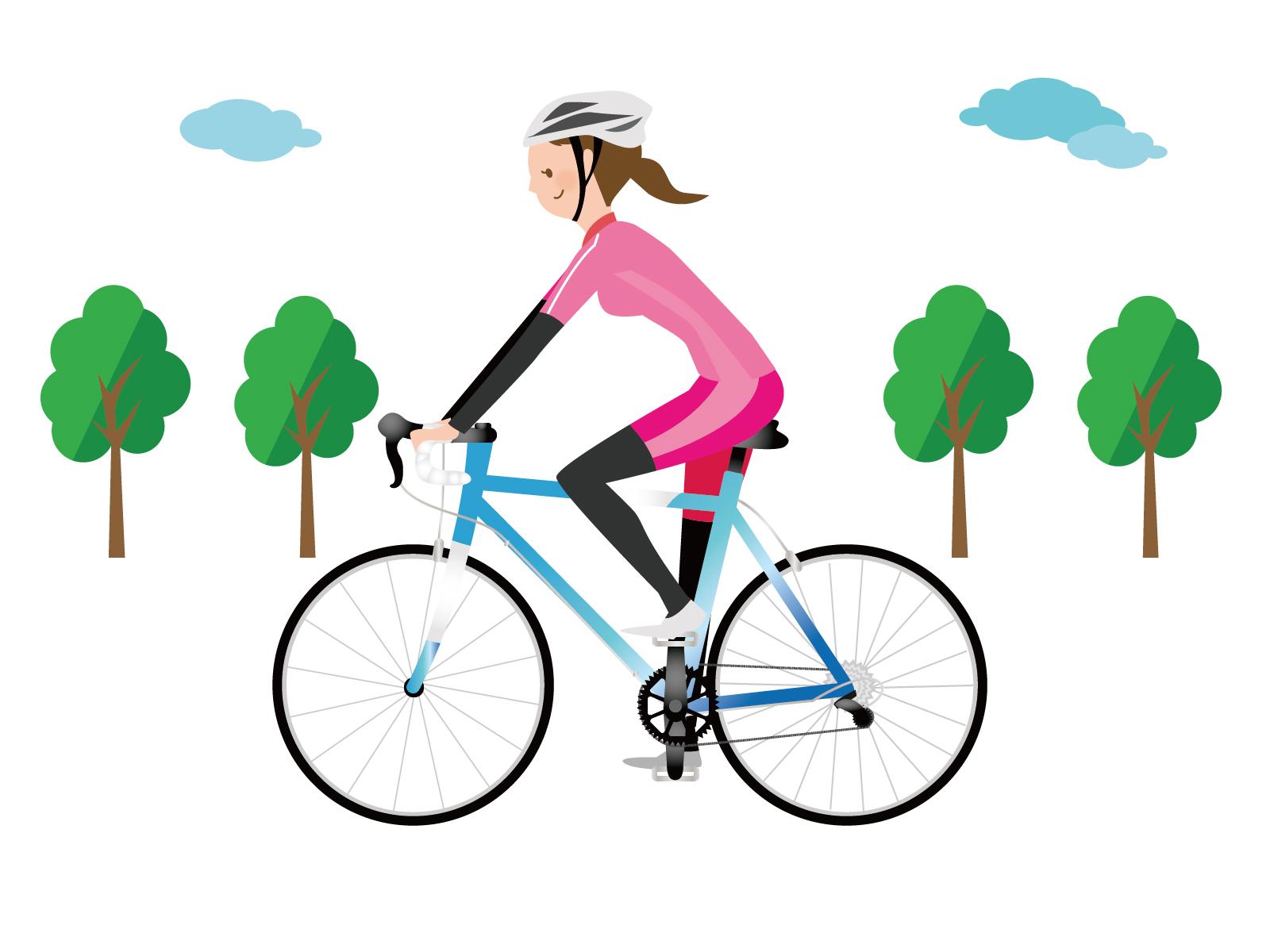 夜だけ糖質制限とロードバイクの運動で半年7㎏の減量に成功