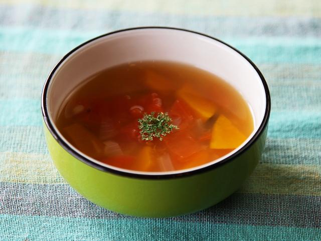 スープダイエットは便秘の人にお勧め。1ヶ月で3キロ痩せました
