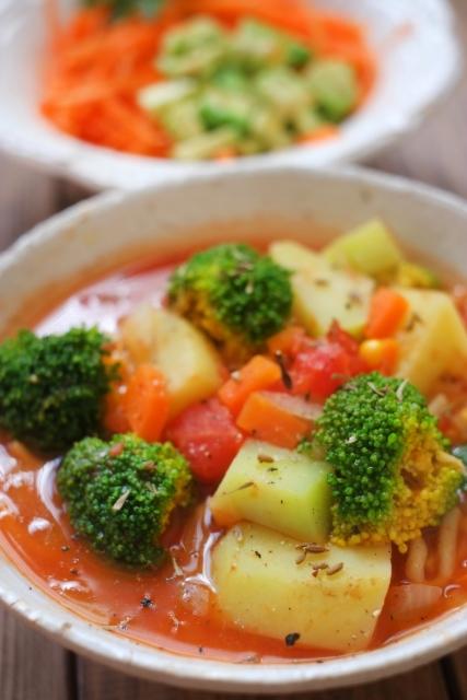 糖尿病患者のための1週間スープダイエットで3.8kg減