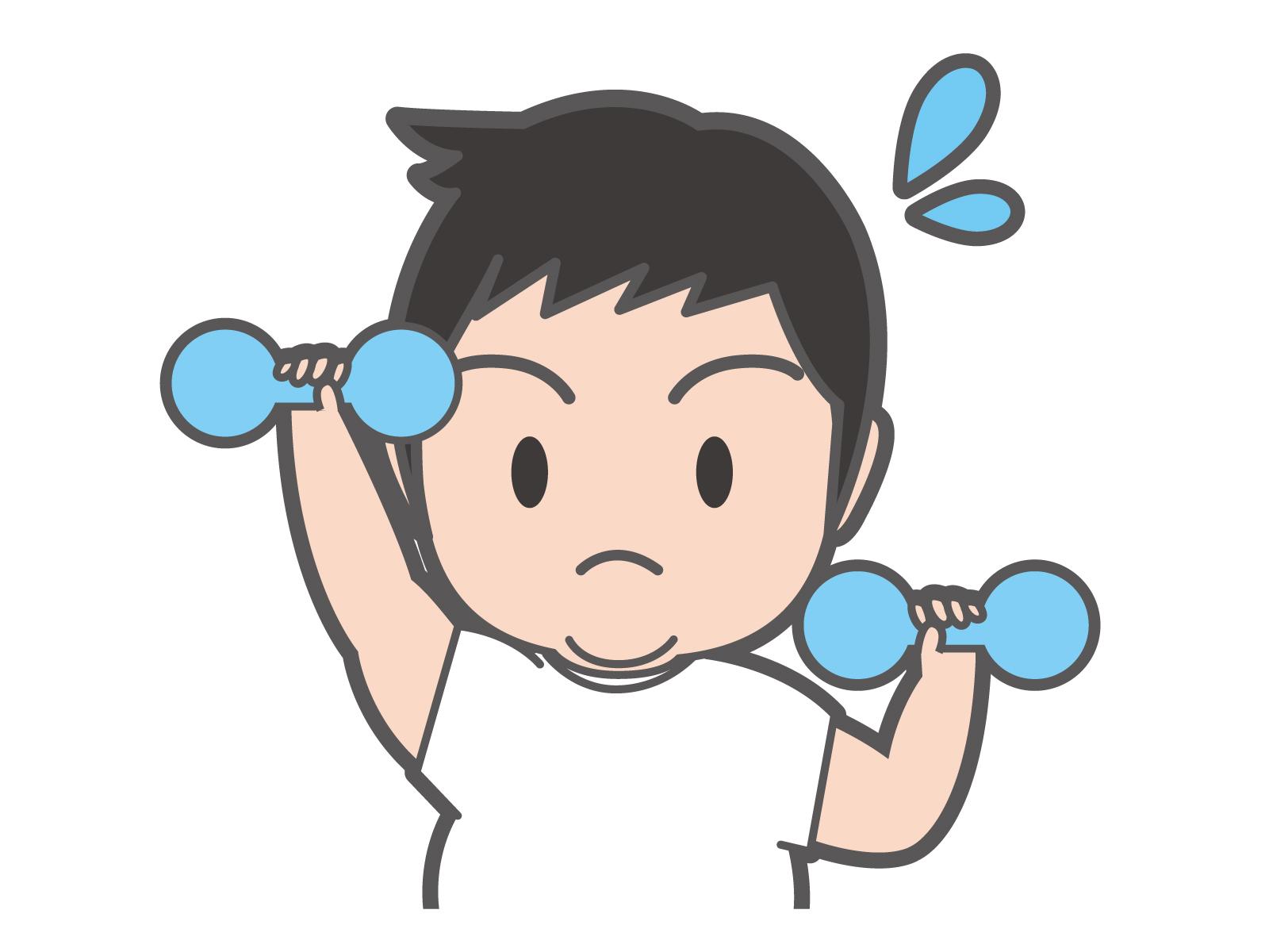 糖質制限とジムでのトレーニングで1年半で10キロ痩せました