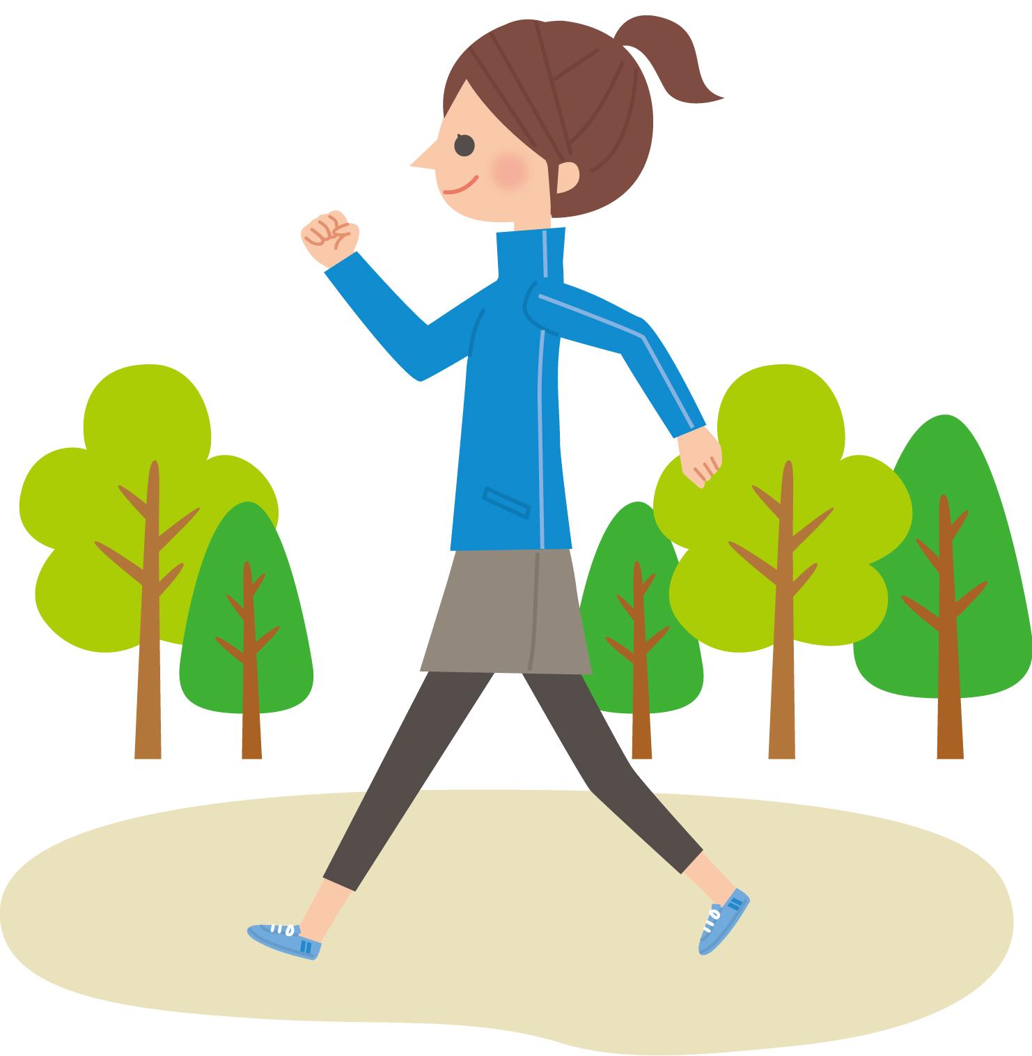 23キロの減量に成功した私のウォーキングダイエット体験談